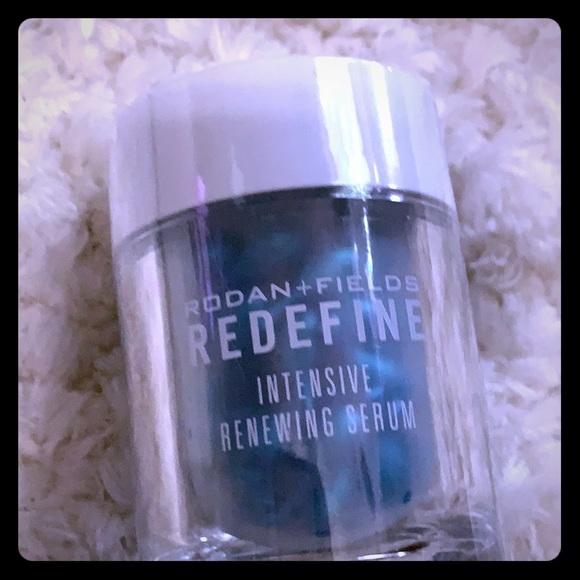 Rodan & Fields Redefine intensive renewing serum NWT